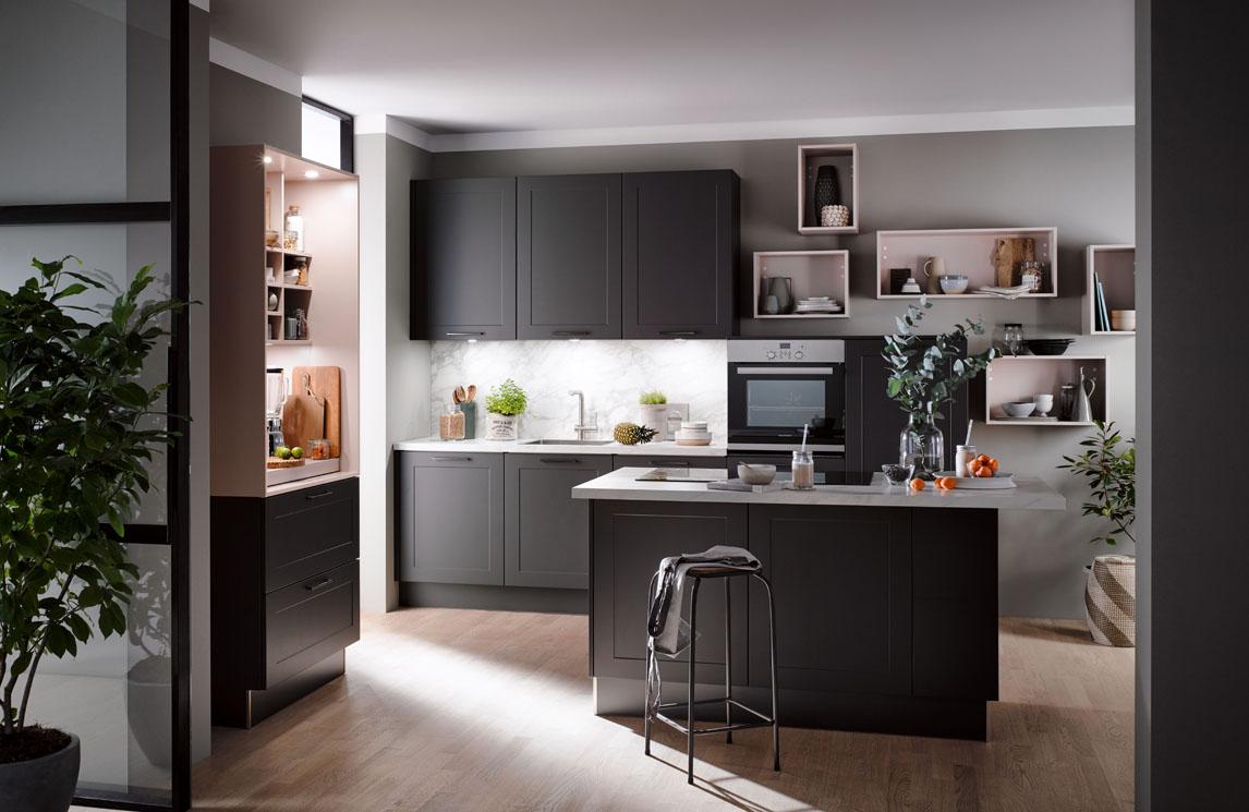 Genoeg Scheffer Keukens - Modern @OF06