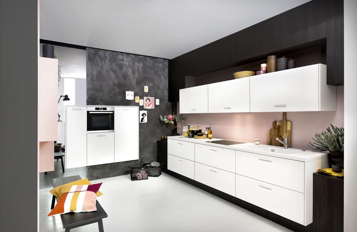 Scheffer Keukens Integrale Wit